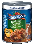 Progresso Reduced Sodium…